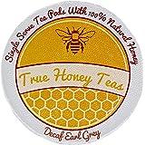 Decaf Honey Infused Earl Grey Single Serve Tea for Keurig K-Cup Brewers (Box of 22)