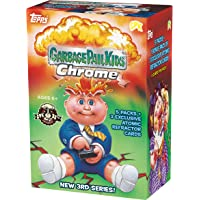 2020 Topps Garbage Pail Kids Chrome BLASTER box (20 cards PLUS 3 refractor cards/bx) photo