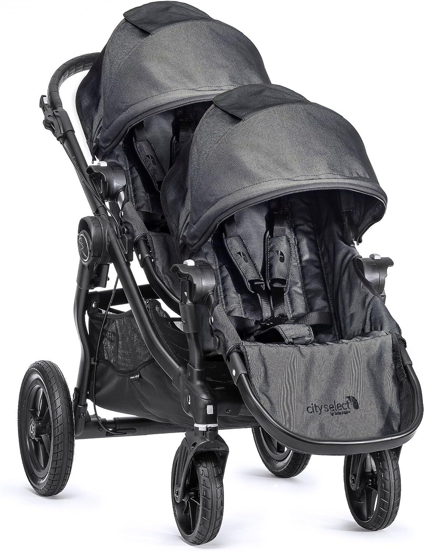 color Denim acoples Segundo asiento Baby Jogger City Select
