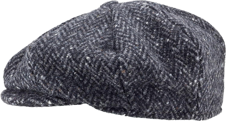 HANNA OF IRELAND WOOL IVY CAP Same Day Shipping