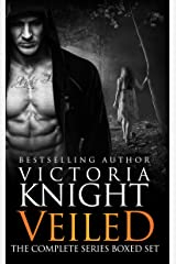 VEILED Complete Boxed Set: A Paranormal Vampire Romance Thriller Kindle Edition