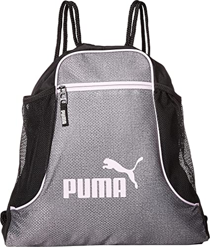 120edbc41c506 Amazon.com: PUMA Men's Evercat Equinox Carrysack Grey/Pink One Size ...