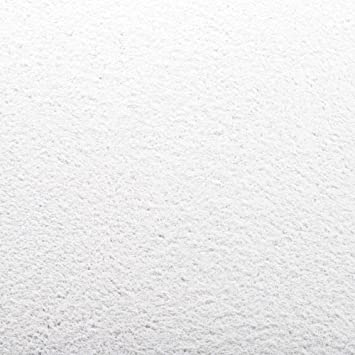 Papel pintado líquido blanco de nieve para aprox. 4m2 - Revestimiento de pared natural de algodón: Amazon.es: Bricolaje y herramientas