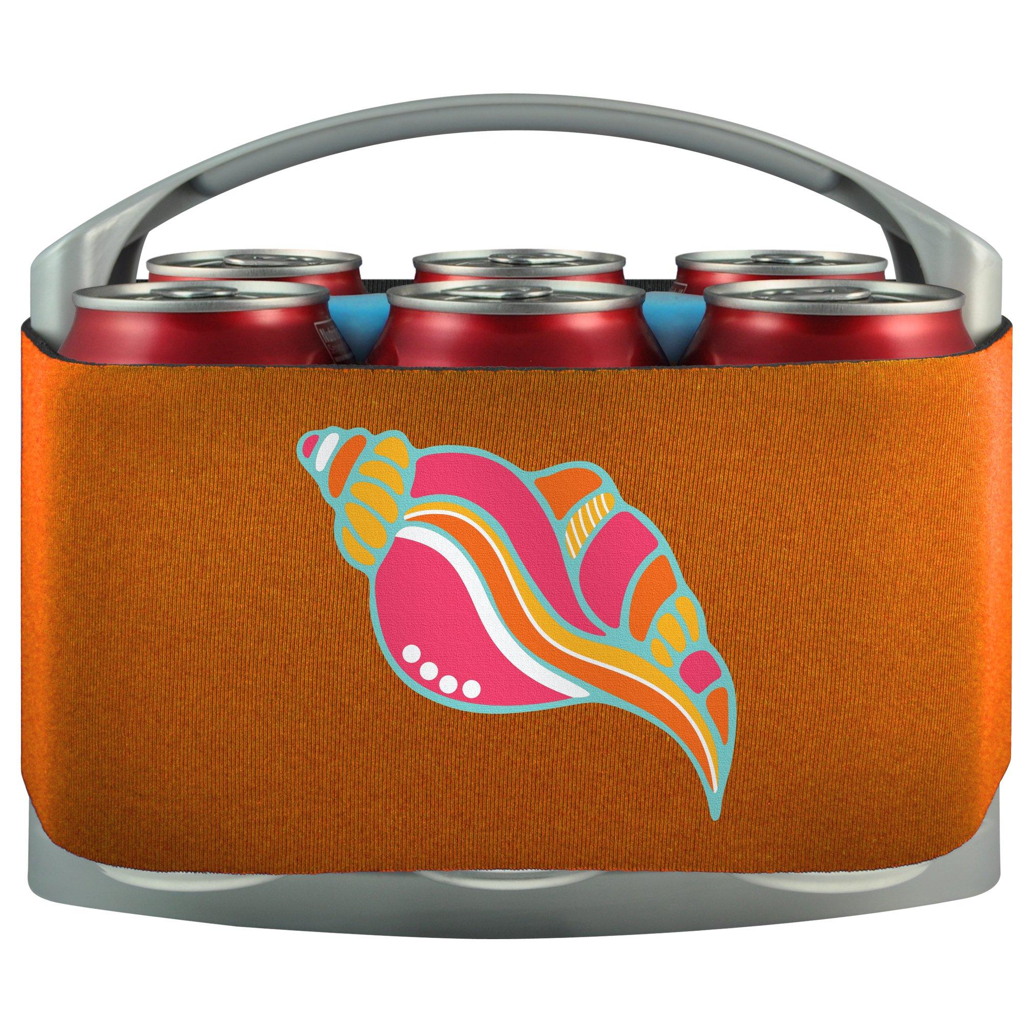 Boelter Brands''Coral'' Cool Six Cooler