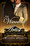 The Viscount and the Artist (The Eccentrics Book 1)
