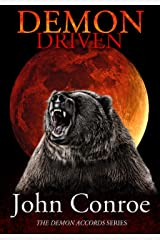Demon Driven (The Demon Accords Book 2) Kindle Edition