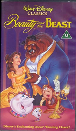 Image result for beauty and the beast cartoon