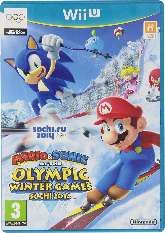 Mario & Sonic en Juegos Olímpicos de Invierno Sochi 2014: Amazon.es: Videojuegos