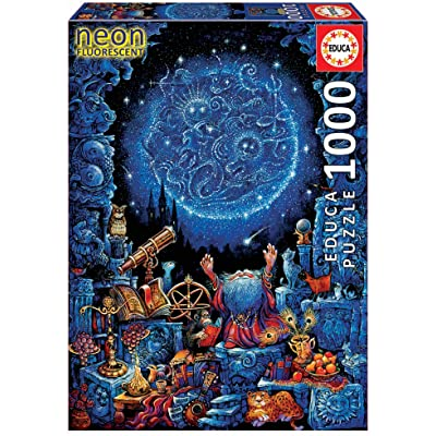 Educa Borrás Puzzle, Assorted Colour (18003): Toys & Games