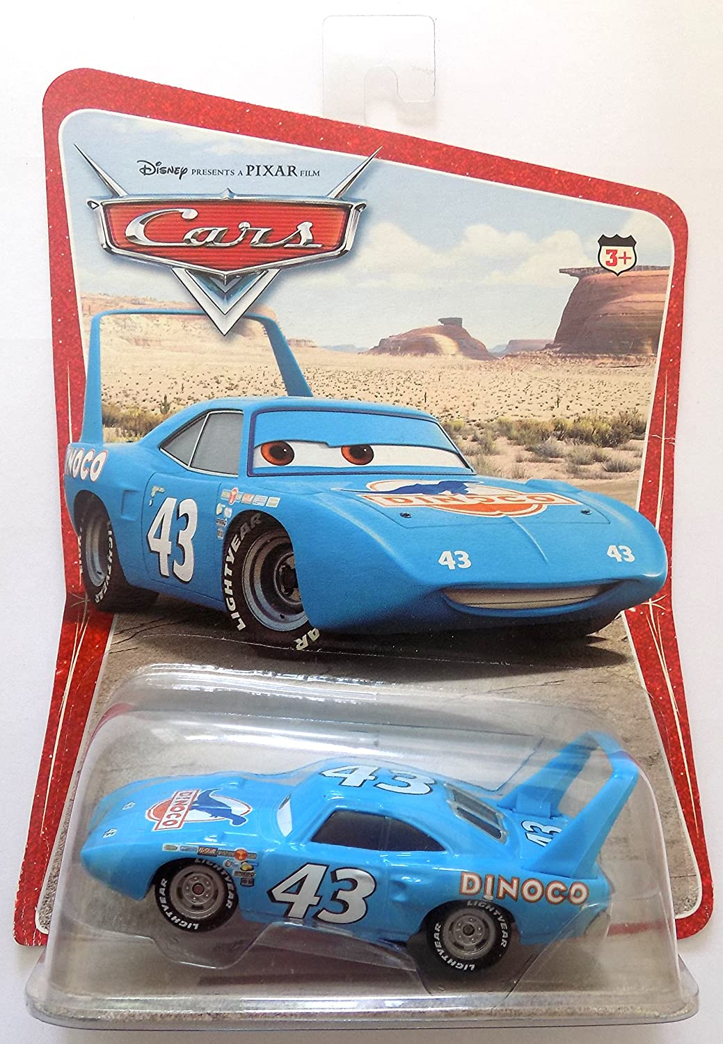 Amazon Com Disney Pixar Cars Movie 1 55 Die Cast Race O Rama