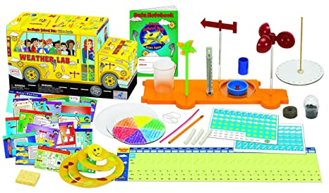 Amazoncom The Magic School Bus Weather Lab Toys Games