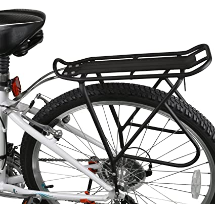 Ibera Bike Carrier Rack, for Heavier Top & Side Storage, for 26