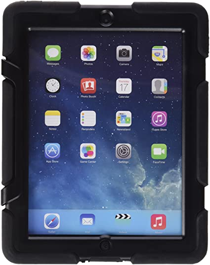 amazon com griffin gb35108 survivor extreme duty military case forimage unavailable image not available for color griffin gb35108 survivor extreme duty military case for ipad