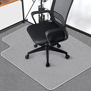 ComHoma Office Chair Mat for Carpet, 48