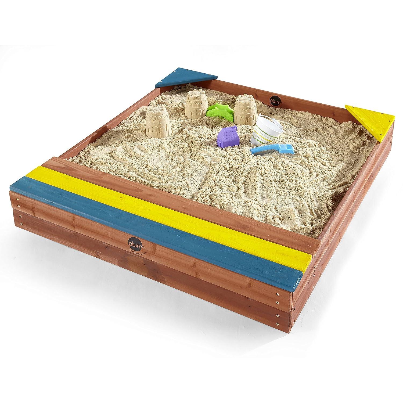 Plum Kinder Sandkasten mit Staufach, 25069