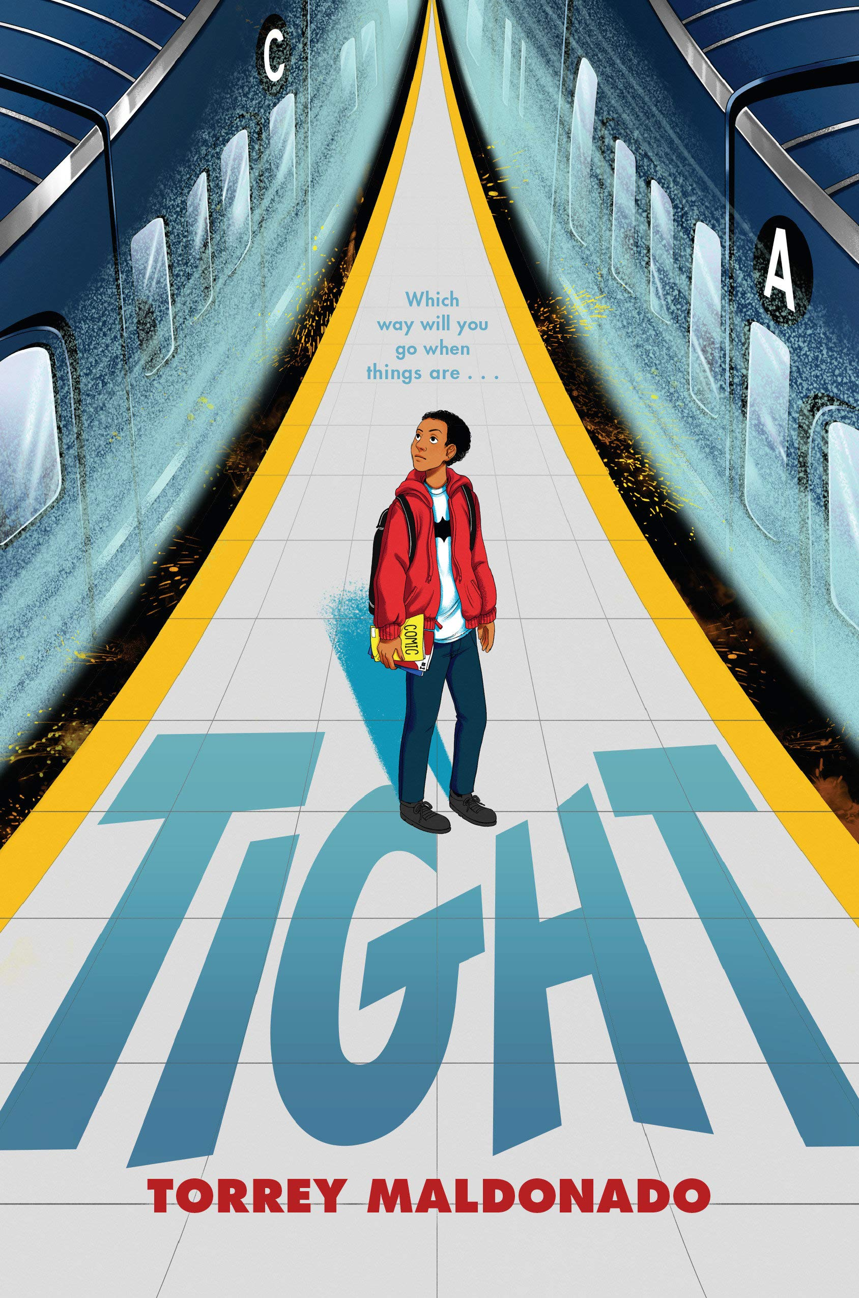 Tight - Books with Black Protagonists