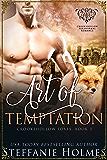 Art of Temptation: steamy fox shifter romance (Crookshollow Foxes Book 3)