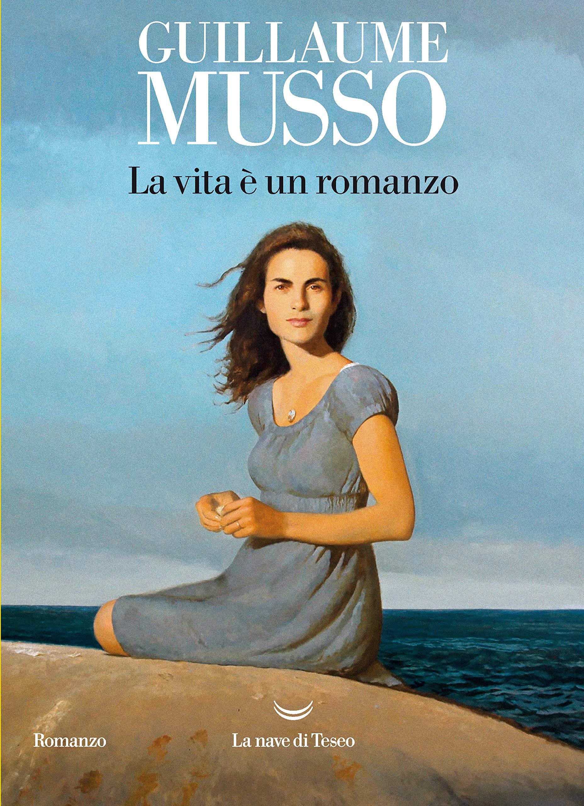 La vita è un romanzo - Copertina