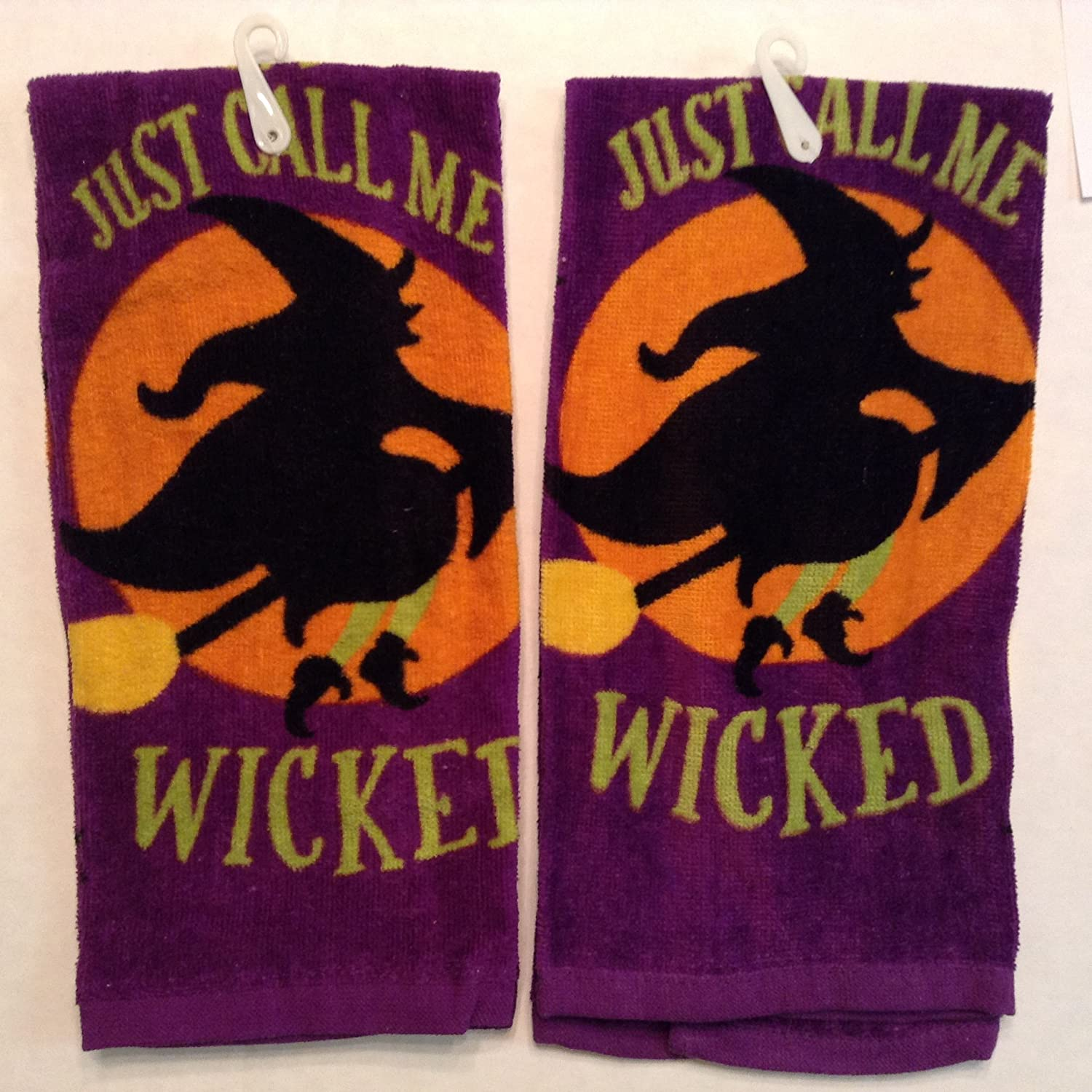 Halloween Witches Kitchen Towels Page Three | Halloween Wikii