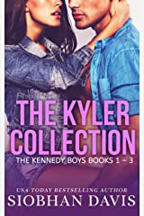 The Kyler Collection: The Kennedy Boys Books 1 - 3 Kindle Edition