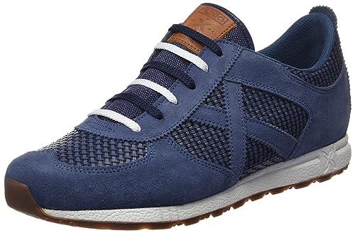 Zapatillas Munich FUTURA 43 - Color - AZUL, Talla - 40: Amazon.es: Zapatos y complementos