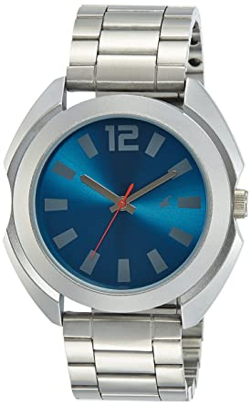 3c5513d6518 Image Unavailable. Image not available for. Colour  Fastrack Casual Analog  Dark Blue Dial Men s Watch ...