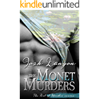 The Monet Murders: The Art of Murder Book 2 book cover