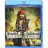 Pirates of the Caribbean: On Stranger Tides (Two-Disc Blu-ray / DVD Combo in Blu-ray Packaging) (Bilingual)