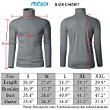 TAPULCO Fresca Mens Pullover Shirts Soft Knitted