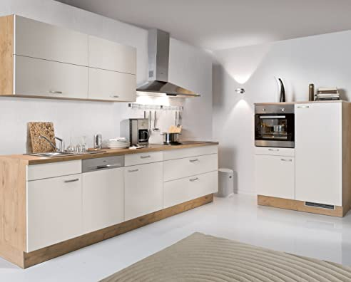 küche magnolienweiß doro links 280cm 120cm breit