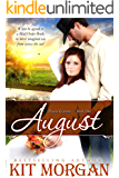 August (Prairie Grooms, Book One)