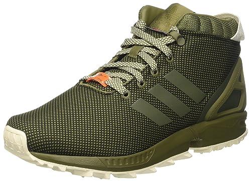 Détails sur Adidas Zx Flux 58 Tr Lgsogr Midgre Cblack Sentier Trekking Chaussures Bottes