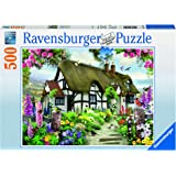 Ravensburger - 14709 0 - Puzzle - Charmant Cottage - 500 Pièces