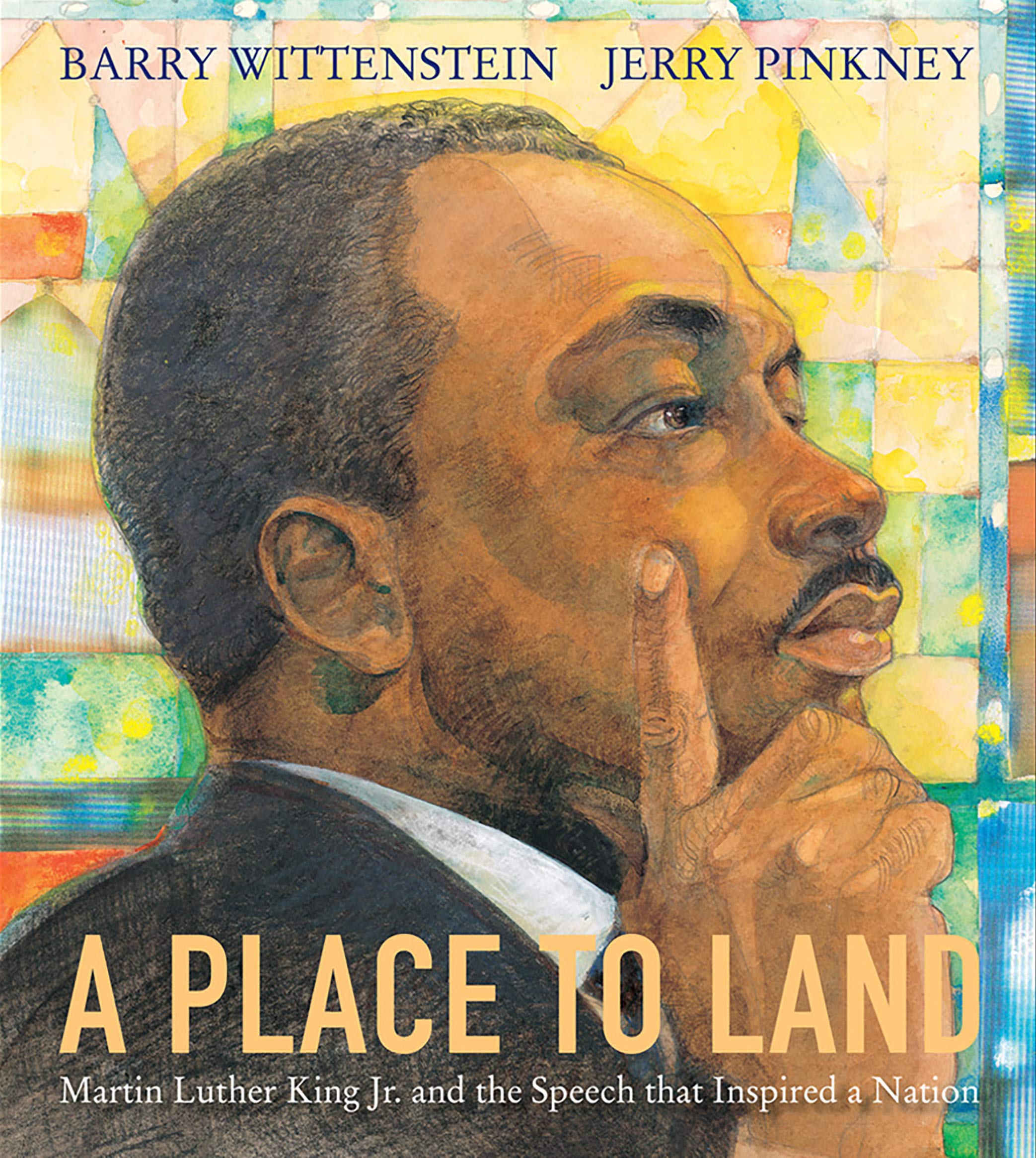 Image result for place to land martin luther amazon