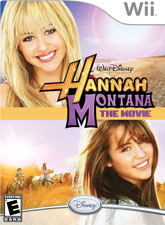 Hannah Montana: The Movie (Nintendo Wii)