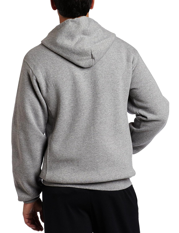 Russell Athletic Mens Dri Power Full Zip Fleece Hoodie