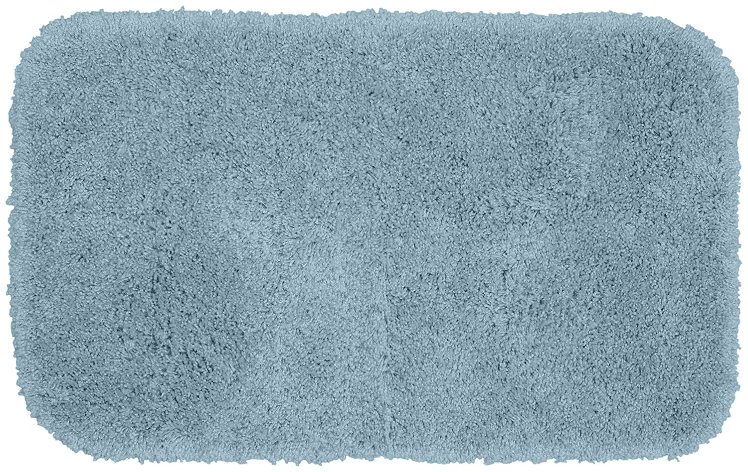 Basin bluee 24-Inch by 40-Inch Garland Rug BA100W3P02I6 Serendipity Bath Rug Set, 3-Piece Set, Sea Foam