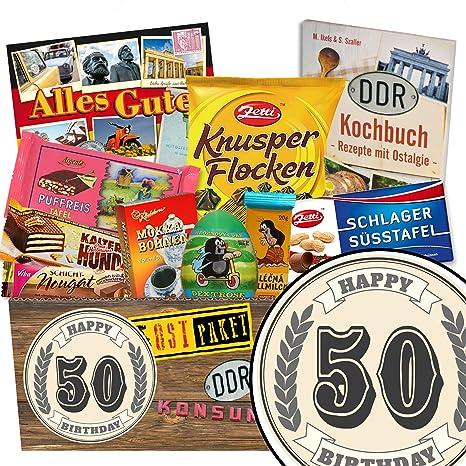 50 Geburtstag Ddr Geschenkbox Schokolade Schokolade Geschenkset