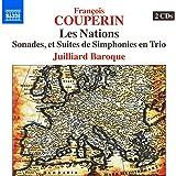 Couperin : Les Nations - Sonades, et suites de simphonies en trio