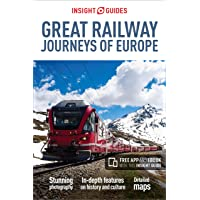 Insight Guides: Great Railway Journeys of Europe 2/e