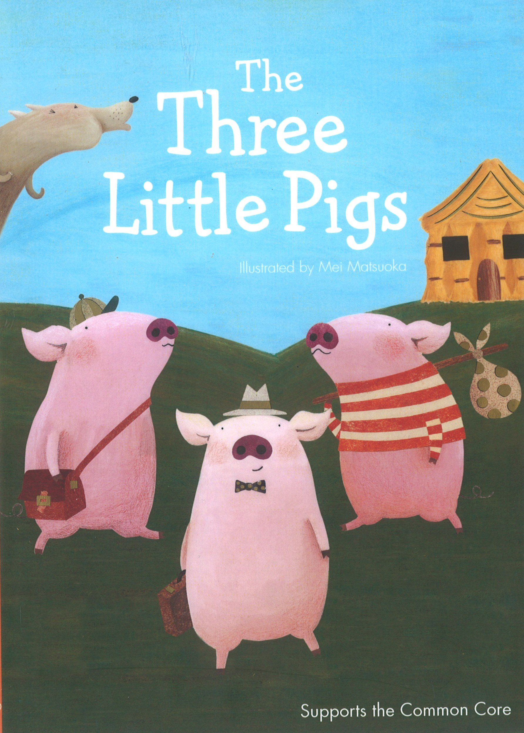 Read Online The Three Little Pigs (First Readers) pdf epub