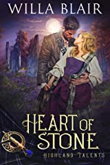 Heart of Stone (Highland Talents Book 1) Kindle Edition