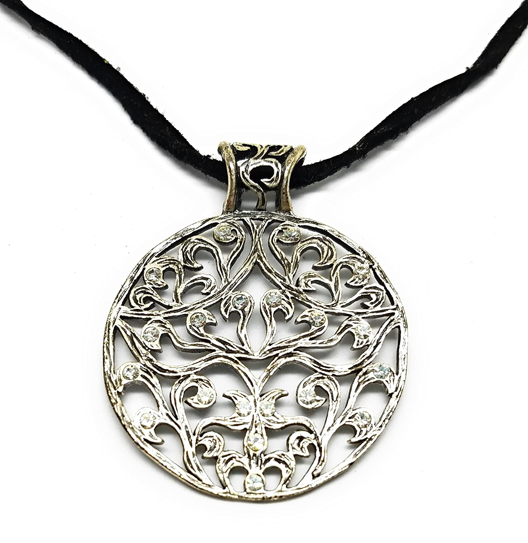 Labyrinth retired lia sophia Necklace