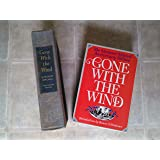 Gone With The Wind Margaret Mitchell Anniversary Edition 1975