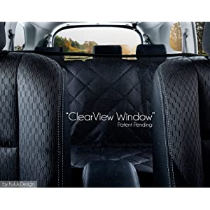 Kululu Design Premium Pet Seat Cover-Hammock Style