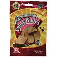 Benny Bullys 776310042145 Chops Beef Liver Dog Treats, 40g, Entry