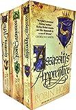 Robin Hobb Collection 3 Books Set Pack (The Farseer Trilogy) ( Assassin's Apprentice, Royal Assassin, Assassin's Quest)(Farseer Trilogy) (The Farseer Trilogy)