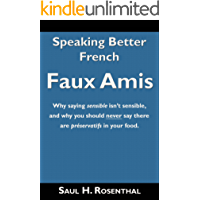 Speaking Better French, Faux Amis