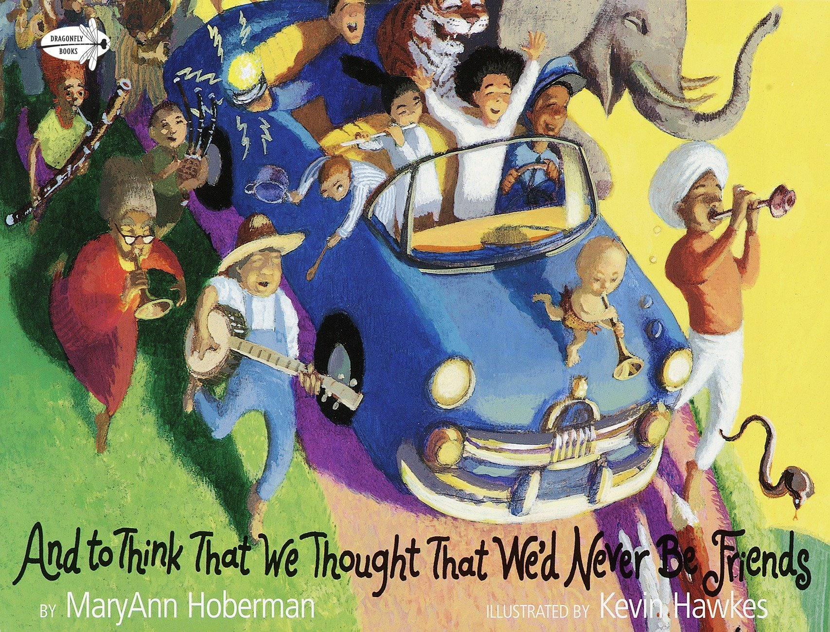 Download And to Think That We Thought That We'd Never Be Friends pdf