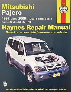 mitsubishi pajero haynes automotive repair manual series larry rh amazon com Chilton Manuals Downloadable Online Chevrolet Repair Manuals